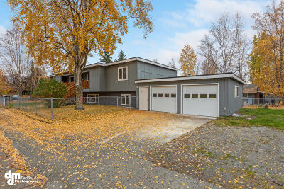 Anchorage Rental For Rent: 2136 E 37th Avenue