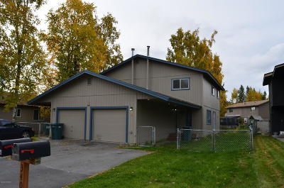 Anchorage Rental For Rent: 340 Bolin Street #A