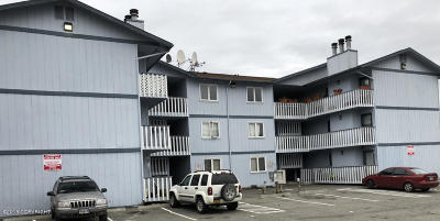 Anchorage AK Condo/Townhouse For Sale: $109,000