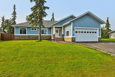Kenai Single Family Home For Sale: 1514 Wedgewood Drive