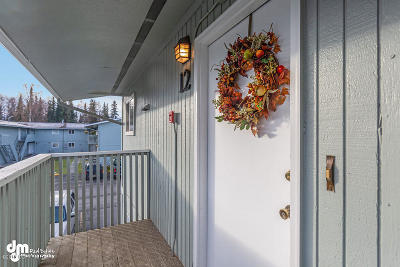 Anchorage Condo/Townhouse For Sale: 170 Grand Larry Street #C12