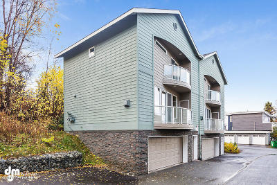 Anchorage Condo/Townhouse For Sale: 655 Pacific Place #1