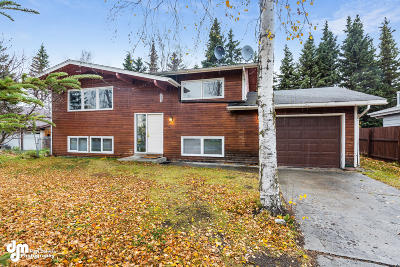 Anchorage Single Family Home For Sale: 1111 Oceanview Drive