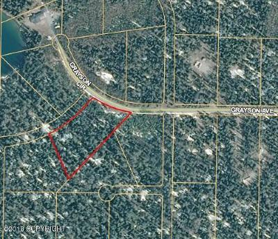Nikiski/North Kenai Residential Lots & Land For Sale: L4 B3 Grayson Avenue