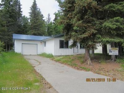 Kenai Single Family Home For Sale: 715 Maple Drive