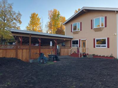 Anchorage Single Family Home For Sale: 11220 Lillian Lane