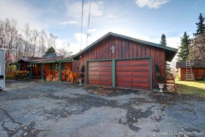 Single Family Home For Sale: 14440 Old Seward Highway