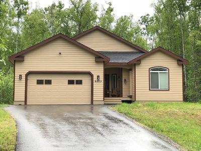 Wasilla Single Family Home For Sale: 6800 W Colony Drive