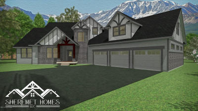 Wasilla Single Family Home For Sale: 3945 W Coyne Circle