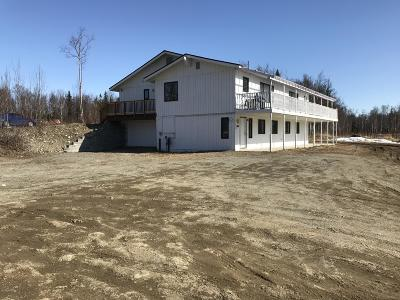 Wasilla Rental For Rent: 3105 Top Of The World Circle #B