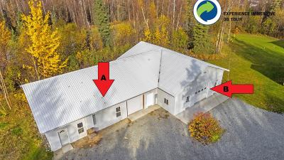 Wasilla Commercial Lease For Lease: 6719 S Bogle Bluff Drive #1 shop