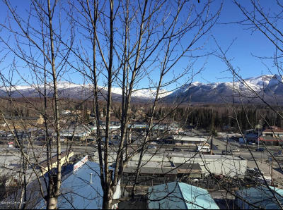 Anchorage Condo/Townhouse For Sale: 7772 Boundary Avenue #H-3