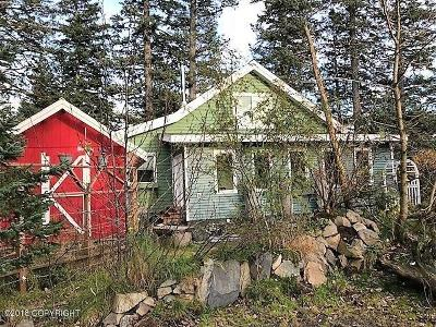 Kodiak AK Single Family Home For Sale: $367,000
