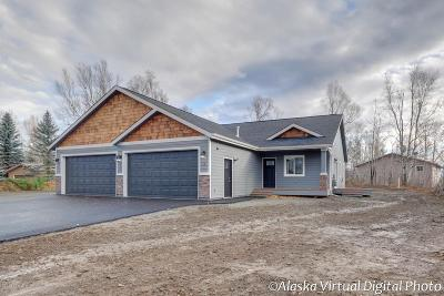 Wasilla Rental For Rent: 551 W Holiday Drive