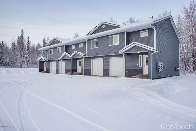 Wasilla Multi Family Home For Sale: 501 S Willow Street