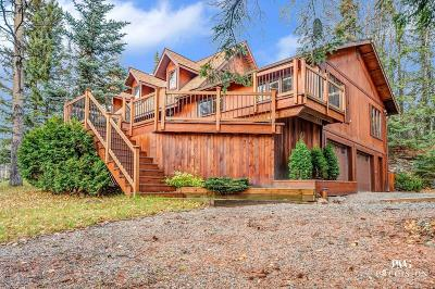 Eagle River, Chugiak Single Family Home For Sale: 18409 Stillwater Drive