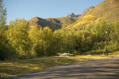 1a - Anchorage Municipality Residential Lots & Land For Sale: L9 Twin Peaks Drive