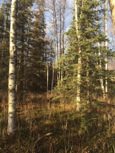 Wasilla Residential Lots & Land For Sale: 7662 Fiskari Drive