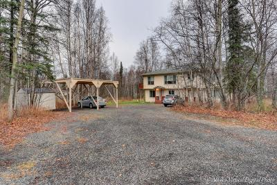 Chugiak Condo/Townhouse For Sale: 21308 Songbird Drive #F2