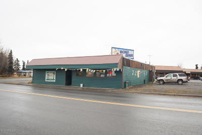 Kenai Commercial For Sale: 502 Main Street