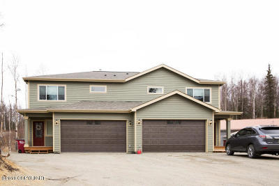 Wasilla Rental For Rent: 221 E Forest Drive #2