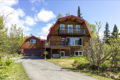 Anchorage Single Family Home For Sale: 12621 Saunders Road