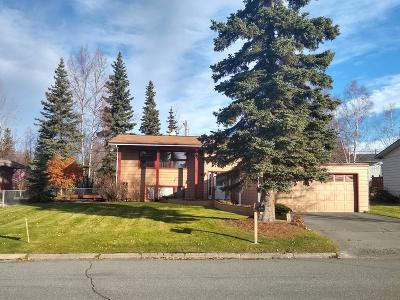 Anchorage Single Family Home For Sale: 2073 Dimond Drive