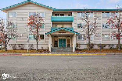 Anchorage Condo/Townhouse For Sale: 836 M Street #109