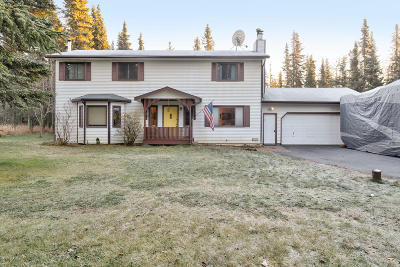 Soldotna Single Family Home For Sale: 34794 Poppy Wood Street