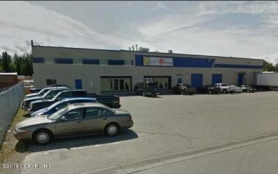 Anchorage Commercial For Sale: 2300 E 63rd Avenue