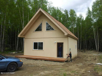 Wasilla Single Family Home For Sale: 4540 Silver Circle