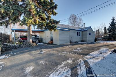 Anchorage Single Family Home For Sale: 1310 E 8th Avenue