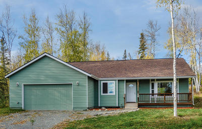 Wasilla Single Family Home For Sale: 1850 S Countrywood Drive