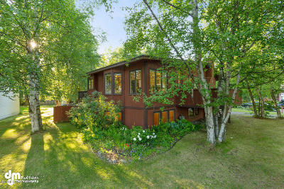 Anchorage Single Family Home For Sale: 3010 Glacier Street