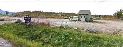 Wasilla Commercial For Sale: 3680 E Old Matanuska Road #3700