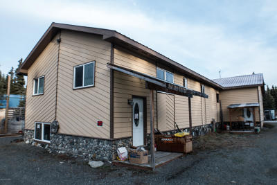 Kenai Multi Family Home For Sale: 36404 Cork Line Drive