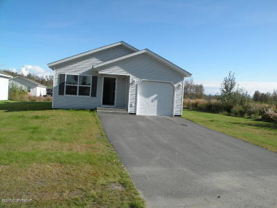 Wasilla Rental For Rent: 3935 W Marble Way