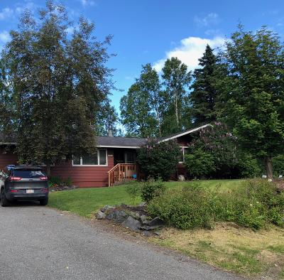 Anchorage Single Family Home For Sale: 2633 Seclusion Drive