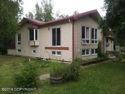 Anchorage Multi Family Home For Sale: 18546 Mink Creek Drive