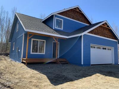 Wasilla Single Family Home For Sale: 6110 Zehnder Circle