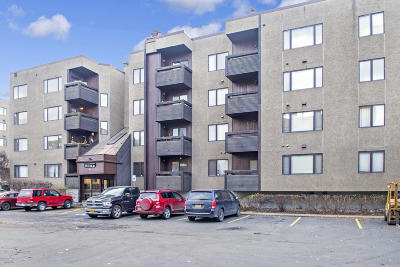 Anchorage Condo/Townhouse For Sale: 315 E 12th Avenue #C149