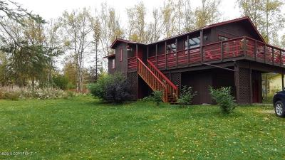 Wasilla AK Single Family Home For Sale: $247,500