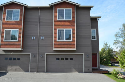 Anchorage Condo/Townhouse For Sale: 12618 Bona Kim Loop #16
