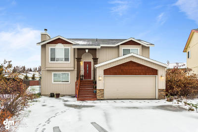 Anchorage Single Family Home For Sale: 520 W 121 Circle