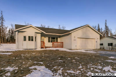Wasilla Single Family Home For Sale: 4149 S Timberland Loop