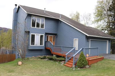 Anchorage Single Family Home For Sale: 19444 Ostovia Circle