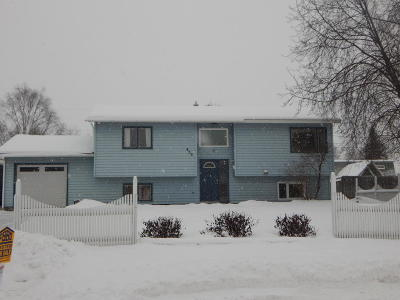 Single Family Home For Sale: 853 W 73rd Avenue