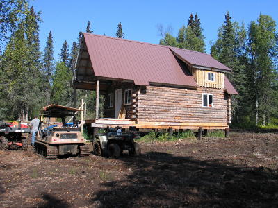 Talkeetna Single Family Home For Sale: L10 B10 No Road Trail