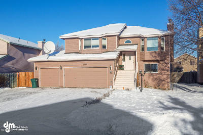 Anchorage Single Family Home For Sale: 2131 Patriot Circle