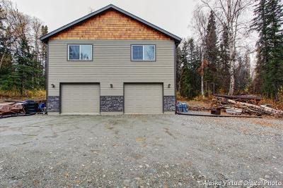 1d - Matanuska Susitna Borough Single Family Home For Sale: 8130 W Swan Drive